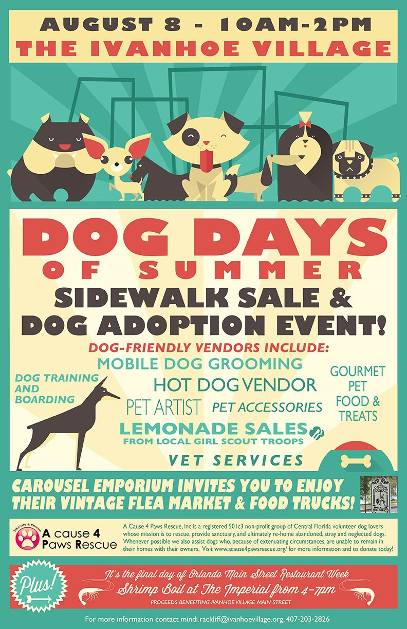 Image Result For Non Profit Event Posters Dog Adoption Event Event Poster Pet Artist