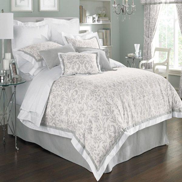 Gray White Comforter Set Luxury Comforter Sets Master Bedroom Comforter Sets Master Bedrooms Decor