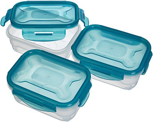 AmazonBasics Airtight Food Storage Containers Home and Kitchen