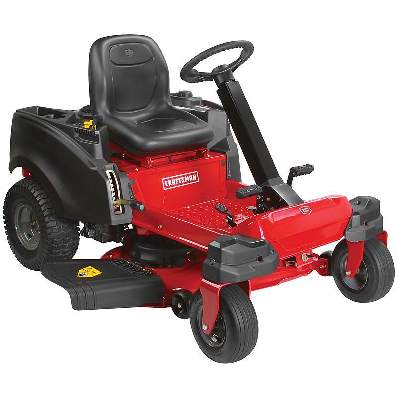 Craftsman 20400 42 22 Hp V Twin Kohler Zero Turn Riding Mower With Smart Lawn Technology Craftsman Craftsman Lawn Mower Parts Zero Turn Mowers