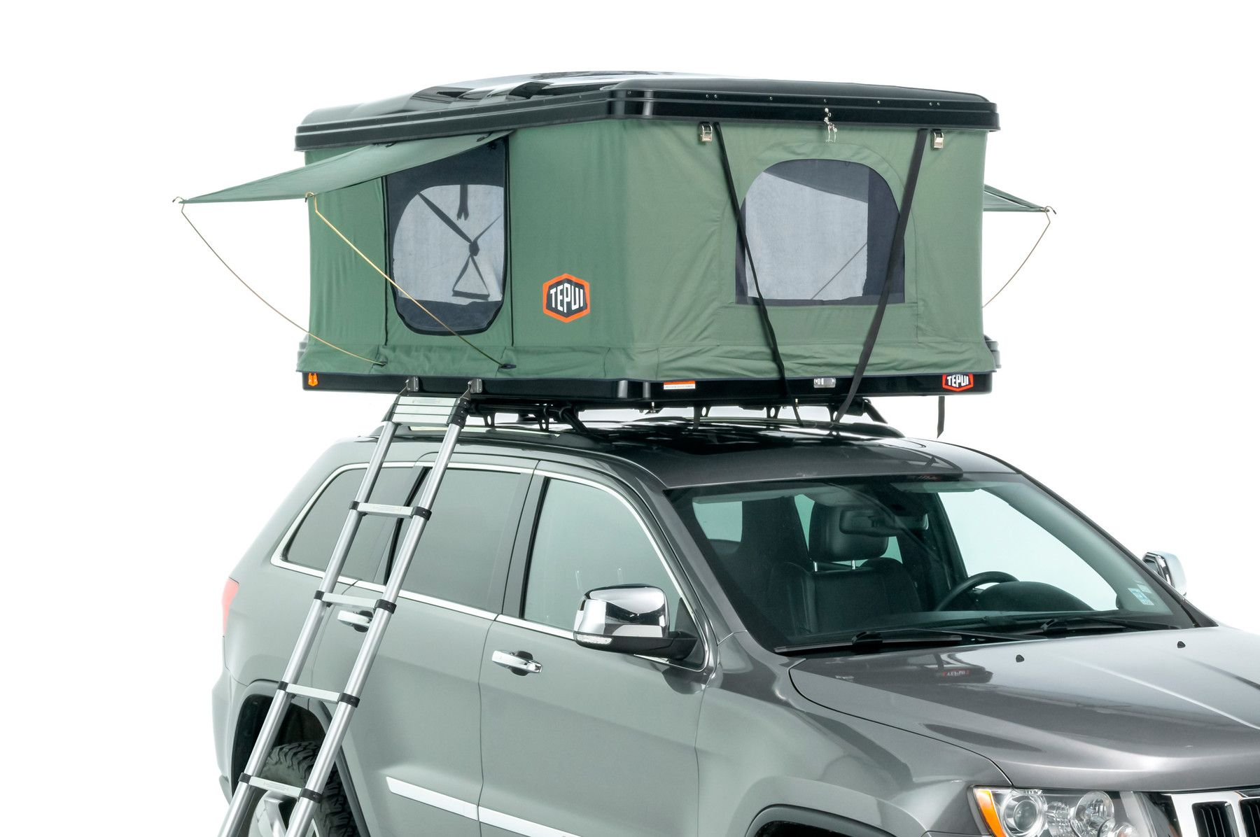 Tepui Hybox Thule Usa Roof Top Tent Roof Tent Tent