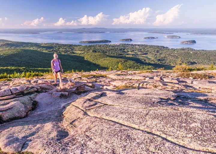 james kaiser's photos of acadia national park | trails we must