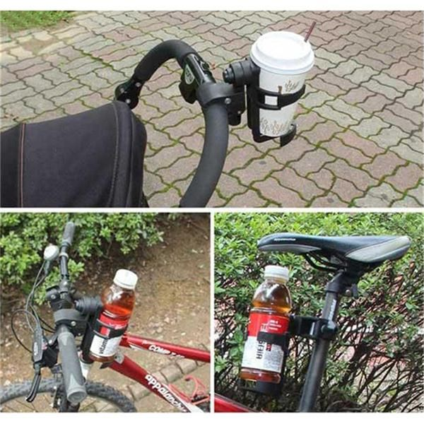 Milk Bottle Cup Holder Cages for Baby Stroller Pram Pushchair Bicycle Bike Buggy