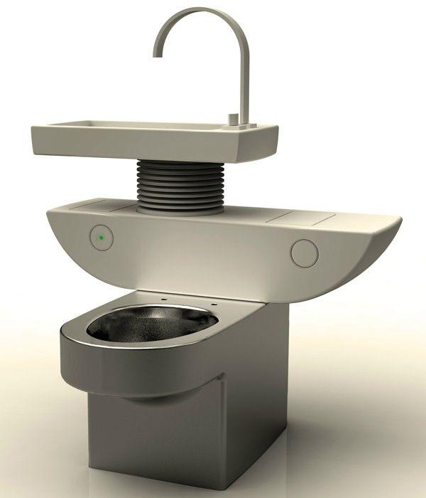 Semaine #DD --> L'Eco Toilet Concept de Jang Woo-seok: recycler l'eau du lavabo trendsnow.net/2012/04/eco-to…  Twitter / @Pissounours