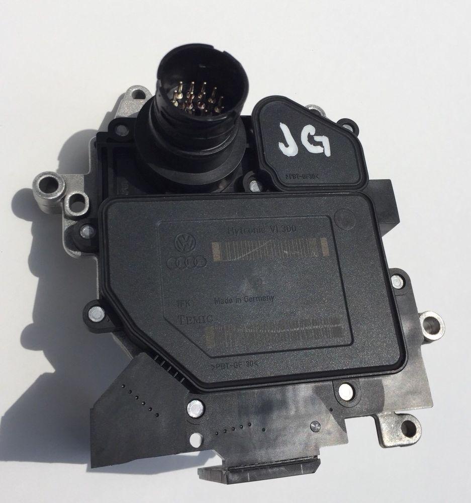 06 Audi A4 Transmission Control Module CVT Computer Unit TCU