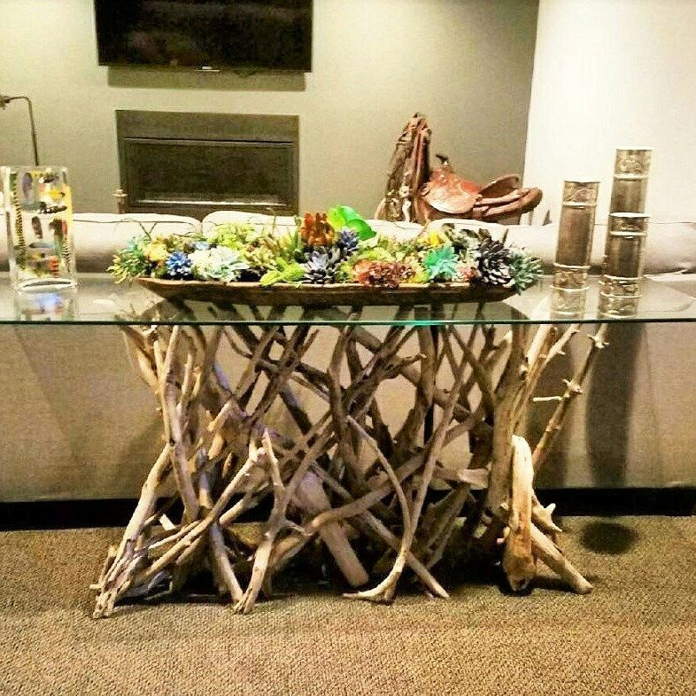 Driftwood Sofa Tables Are Deemed A Leading Necessity And So Common Pieces Of Accent Furniture For All Homes But The Couch We Realize