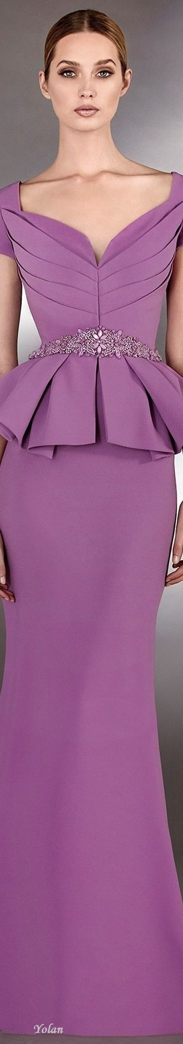 DISEÑO ELEGANTE | Robe mère de la marié | Pinterest | Elegante ...