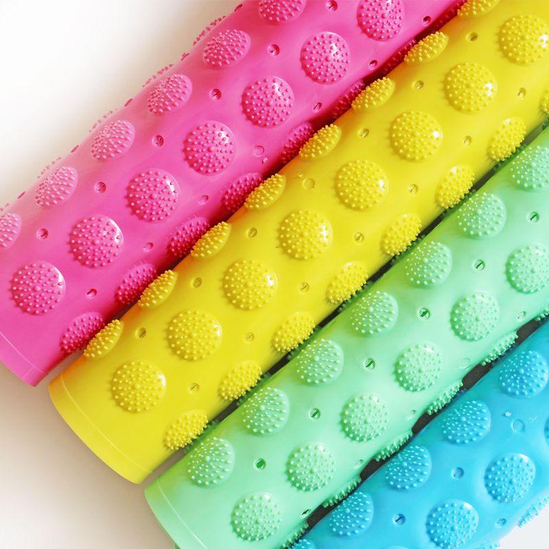 Large bath mat shower room mat massage mat slip-resistant mats pvc $10.44