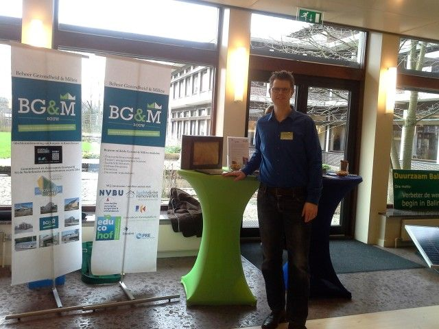 BG&M Bouw bij Duurzame Dates