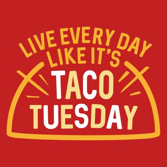 Taco Tuesday T-Shirt | SnorgTees