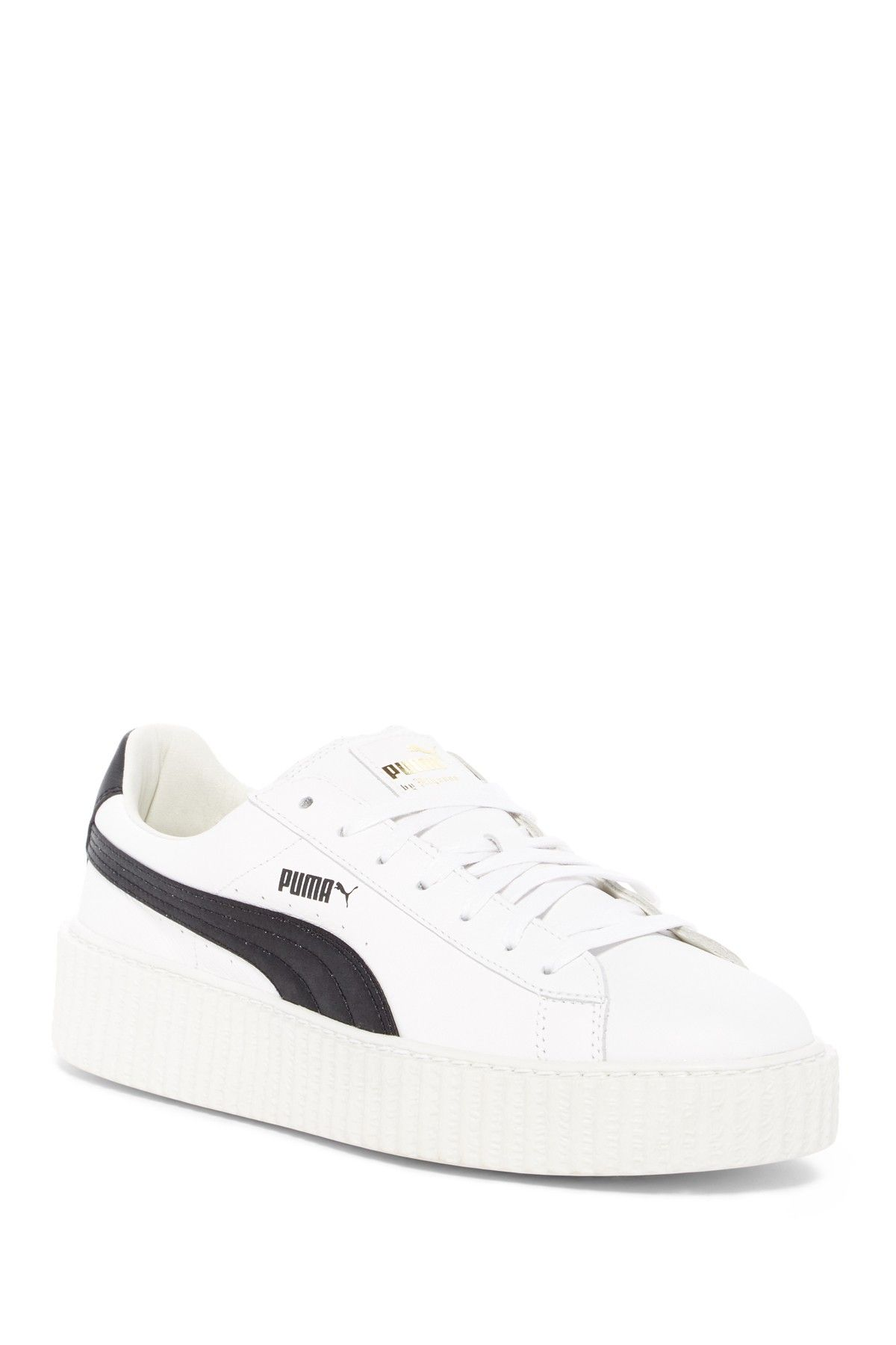 size 40 9a950 bb31f PUMA | FENTY PUMA by Rihanna Leather Creeper Sneaker | Buy ...