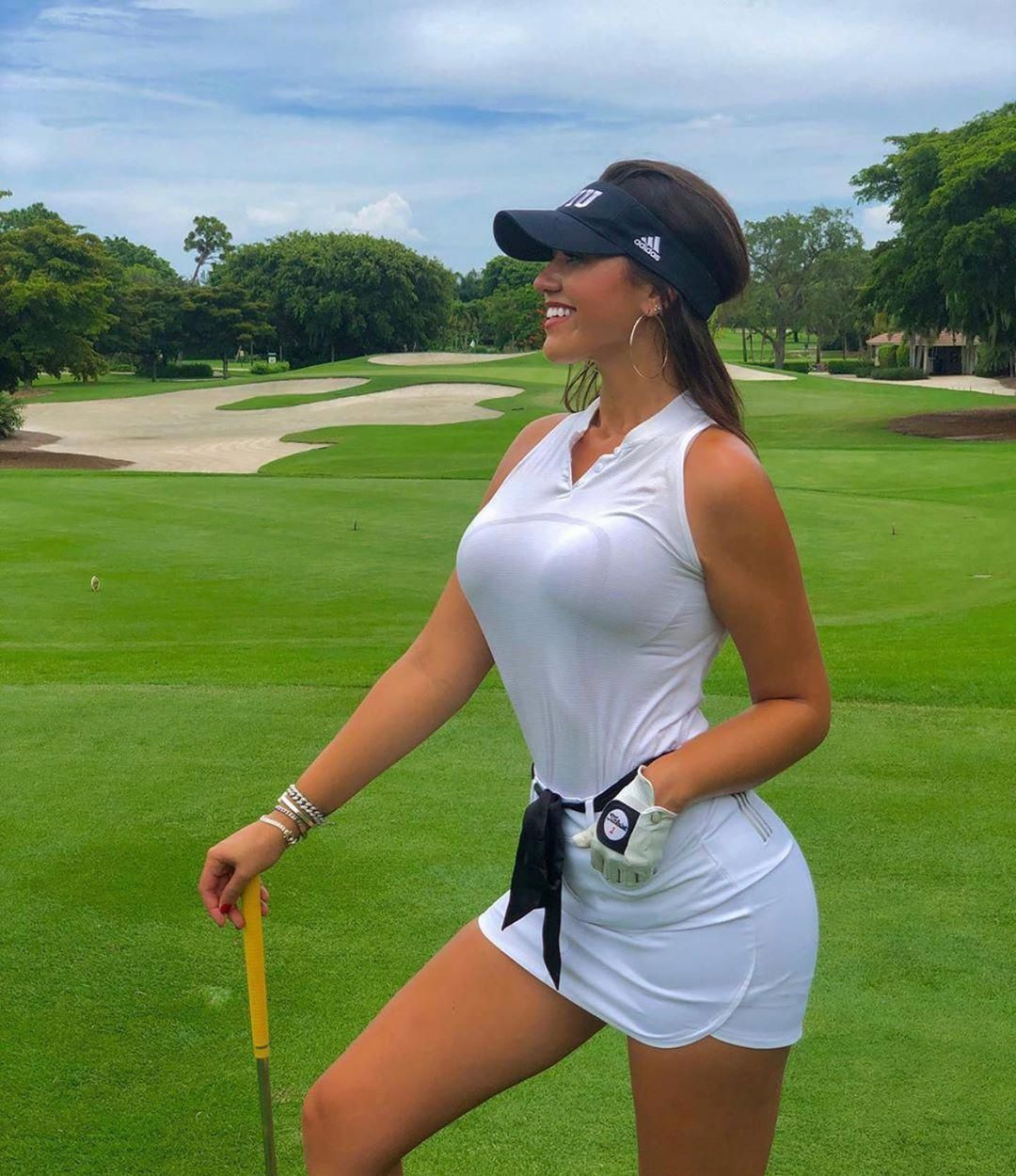 Pin on golf girls picture