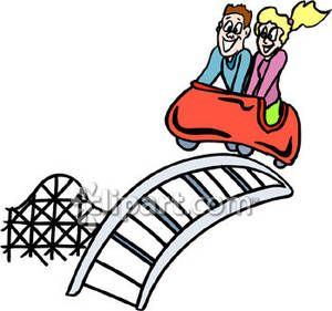 roller coaster of life clip art fun pinterest roller coaster rh pinterest co uk roller coaster clipart images free roller coaster clipart black and white