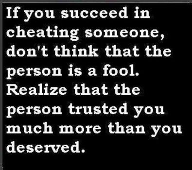 A few more cheating quotes you might find interesting ...