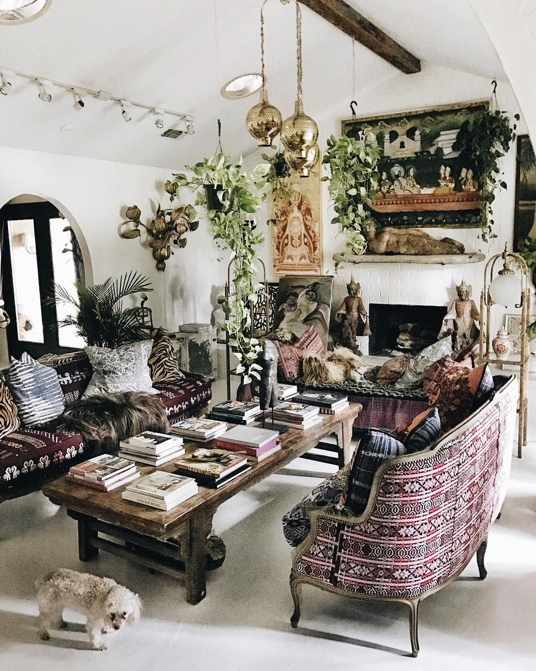 55 Best Home Decor Ideas: Summer Style!! Elegant Bohemian Chic!! Look At The Classic