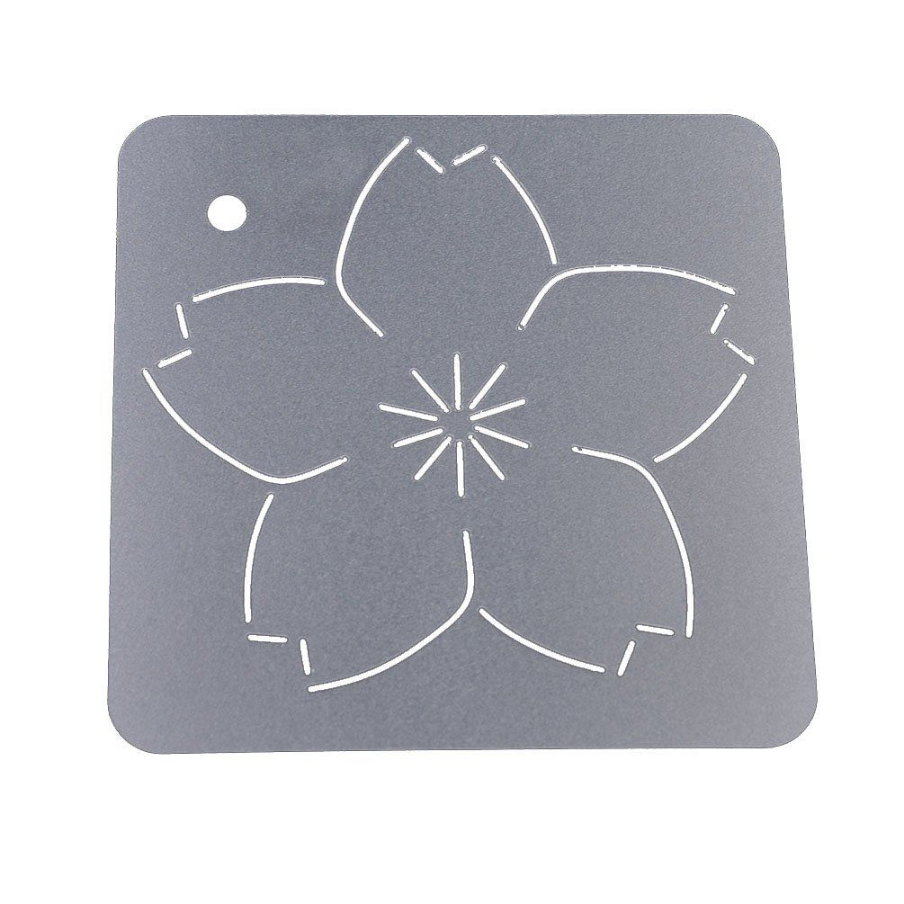 Lychee Plastic Quliting Quilt Stencil Template Patchwork Sewing ...