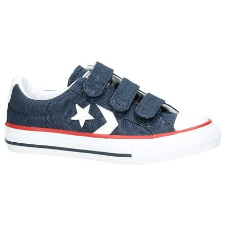 Blauwe Converse Star Player Sneaker