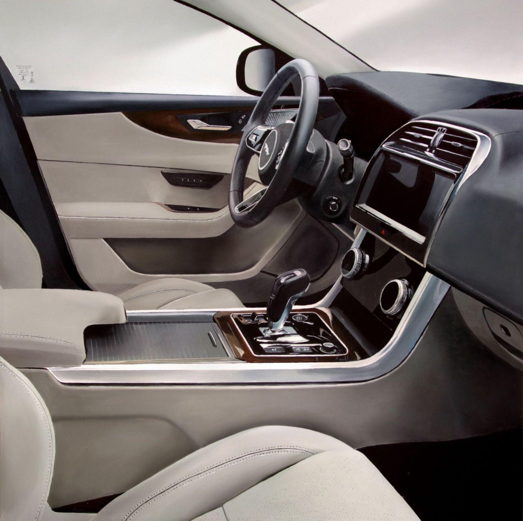 2020 jaguar f type interior redesign di 2020