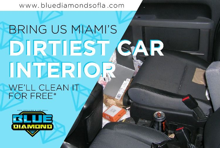 Do your friends complain about the interior of your car