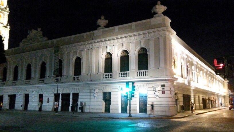 Ateneo Peninsular, Mérida, Yucatán