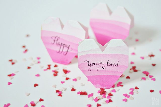 DIY: love notes by oanabefort, via Flickr