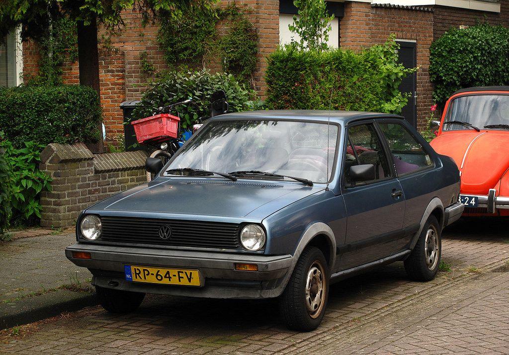 Alle Größen   1987 Volkswagen Polo Classic 1.3   Flickr - Fotosharing!