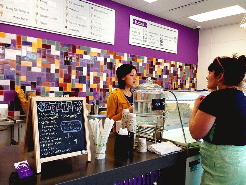 purple door ice cream milwaukee Google Search Purple