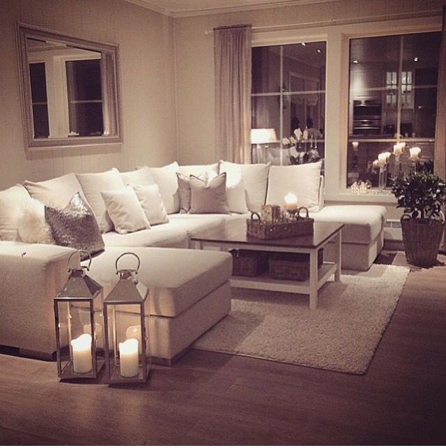 Pin By Monicagrast On Deco Romantic Living Room Living Room