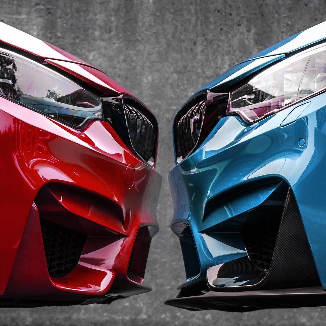 2017 Lamborghini Aventador Head Gasket: BMW Head-to-head In Sakhir Orange And Yas Marina Blue By