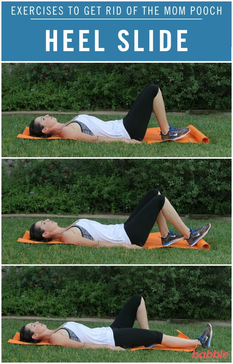 Pin by kierra k on mom tummy abs workout exercise post