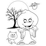 Halloween Coloring Pages FreeNFun