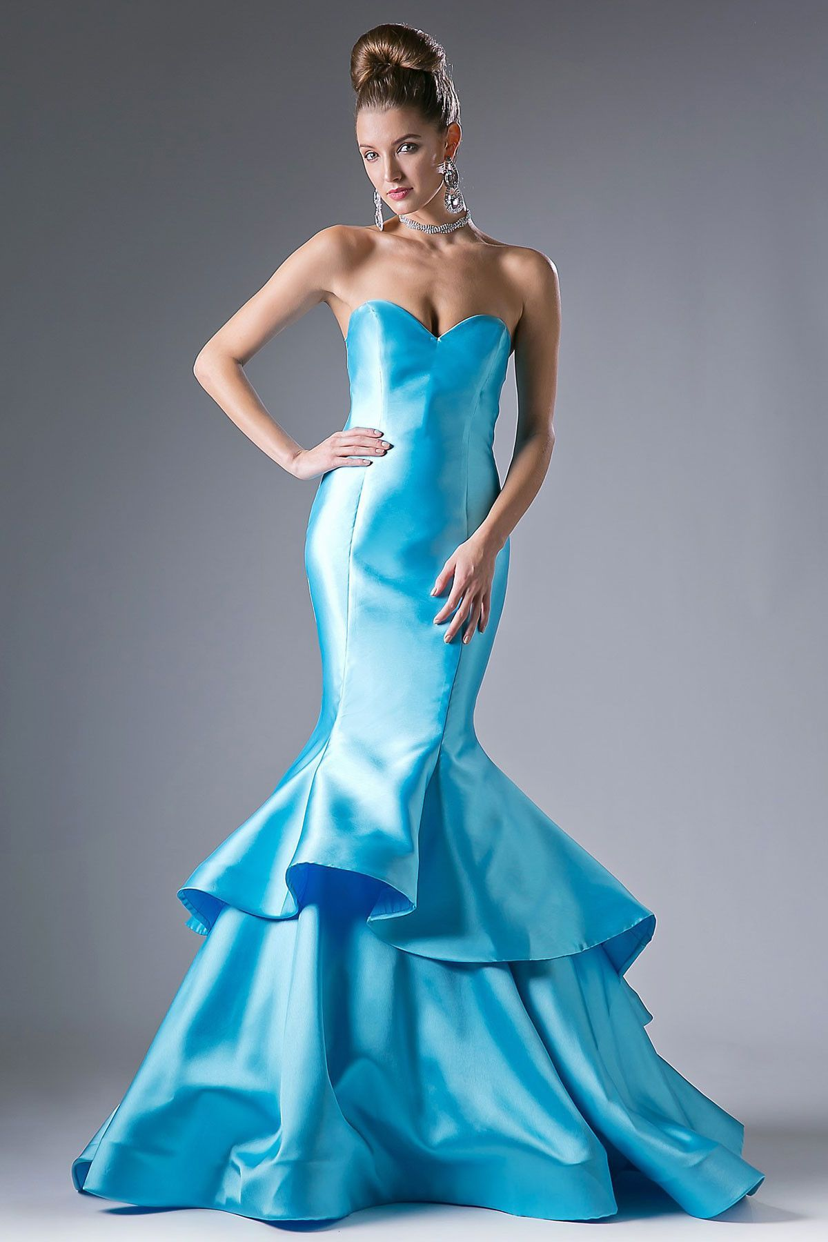 Trumpet Prom Gown | Products | Pinterest | Trumpets and Products