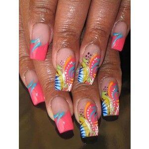 Cute Nail Designs For Spring Break nails nails nails.... ...