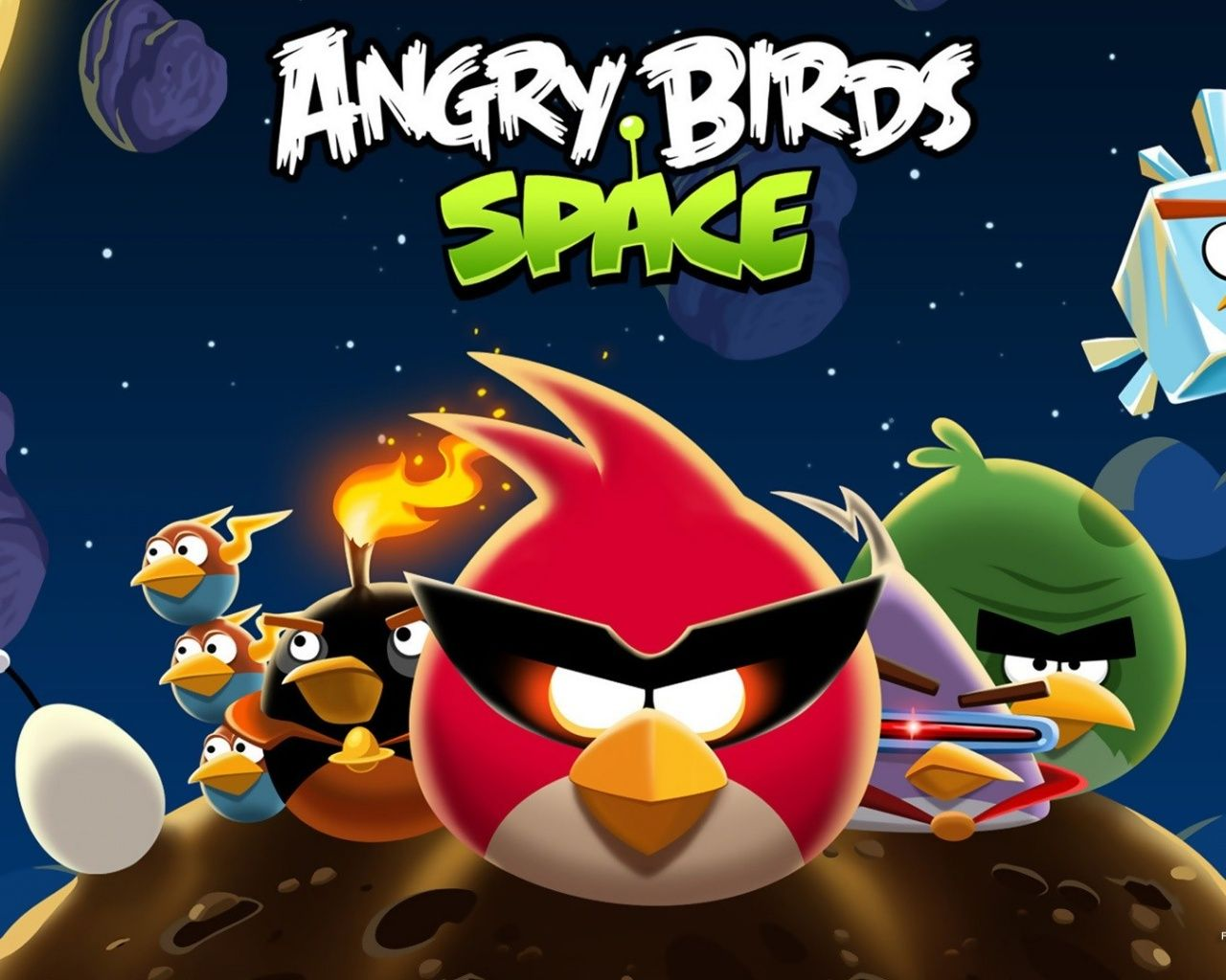angry birds space hd wallpapers | wallpapers catalog | pinterest