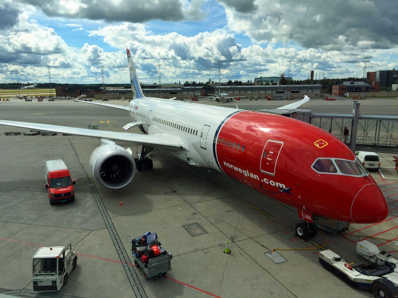 Your Travel Guide to Flying Norwegian Air's 787 Dreamliner