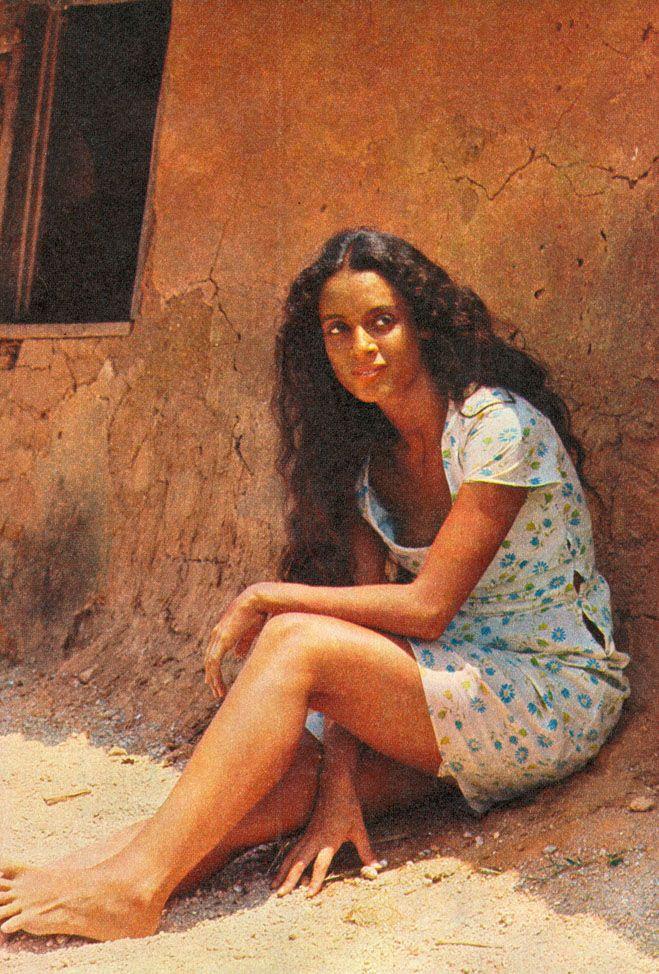 Sônia Braga - Pés famosos