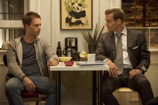 mike and harvey suits summer finale high noon season 2 episode 10 rh pinterest com