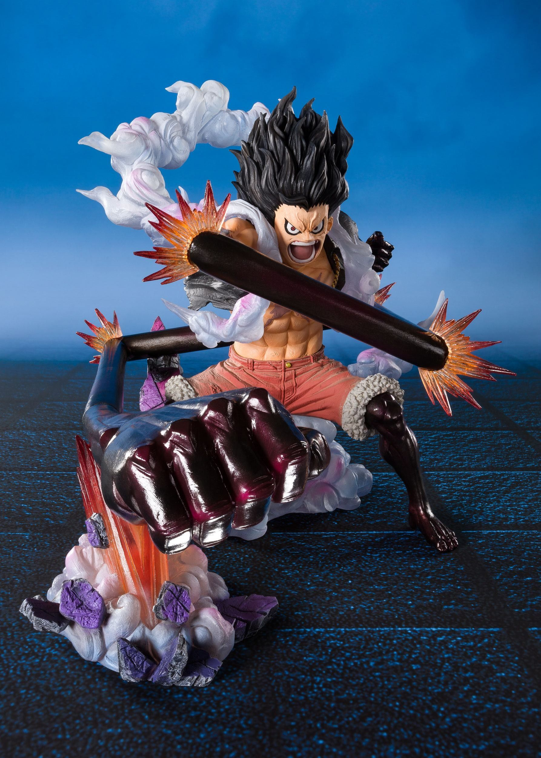 Toys & Hobbies One Piece Figure Gear Third Gomu Gomu No Hawk Whip Monkey D Luffy Figure Figuarts Zero 5th 16cm Pvc Action Figure Heroes Model