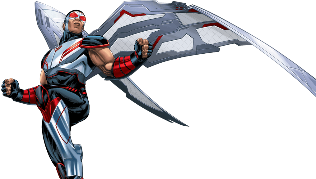 Falcon Character From The Avengers On Marvel Kids Falcon Marvel Marvel Kids Marvel Avengers Academy