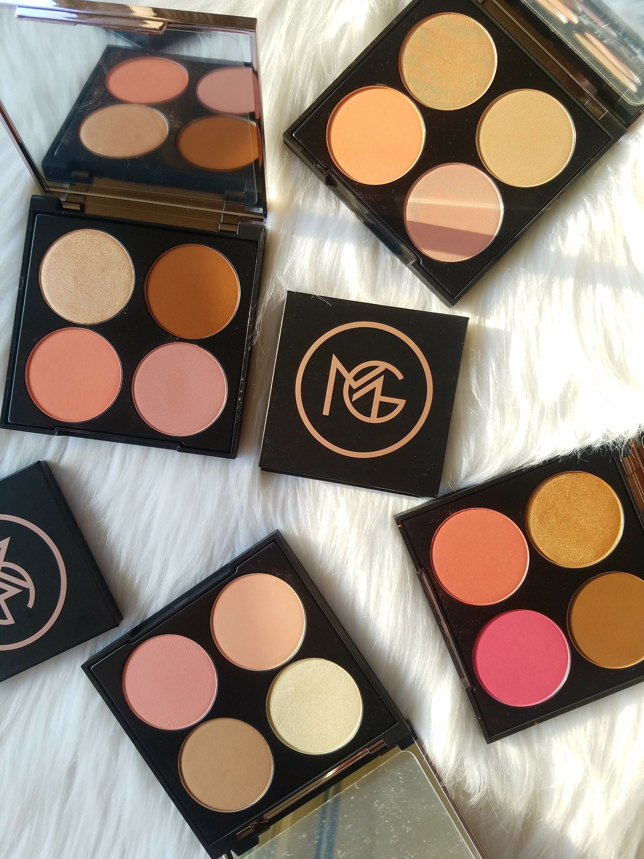 Makeup Geek review for flawless full face makeup looks
