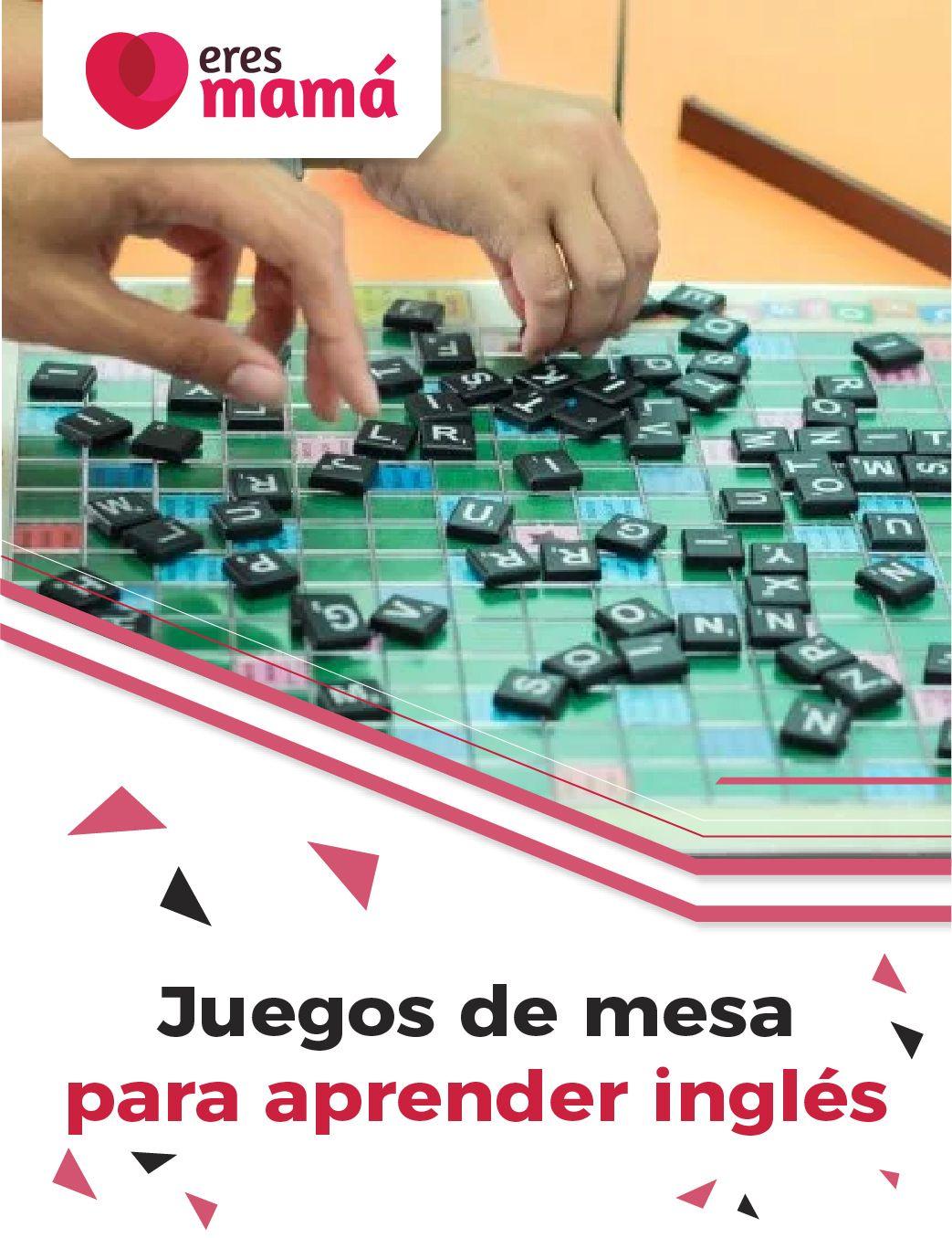 Juegos De Mesa Para Aprender Ingles Deportes Y Actividades Pinterest
