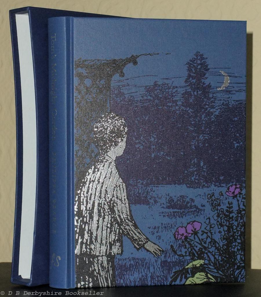 Nice Tomu0027s Midnight Garden   Folio Society