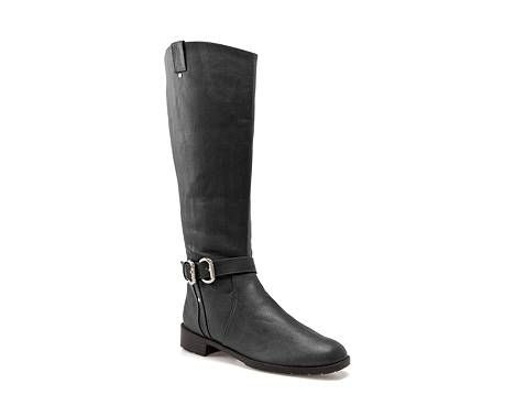 X-wide Calf Riding Boots from DSW