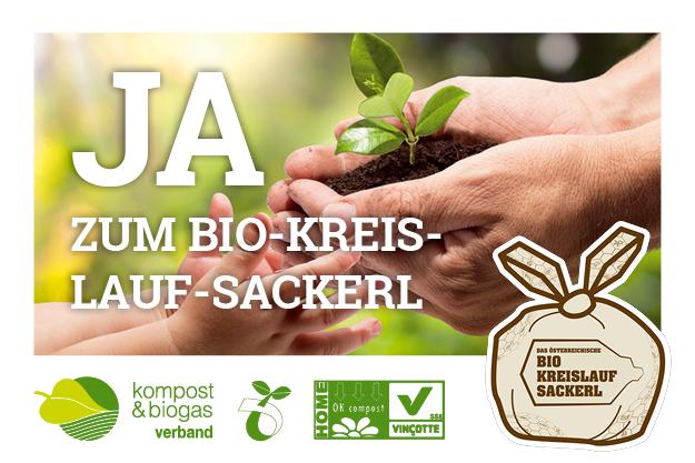 Kompost Biogas Bundnis Bio Kreislauf Sackerl Jetzt Online Petition Unterschreiben Kompost Bio Kreislauf