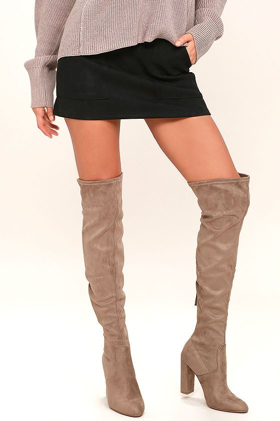 Boots, Steve madden emotions boots