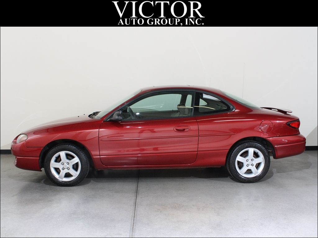 Used 2003 Ford Zx2 For Sale In Batavia Il 60510 Victor Auto Group