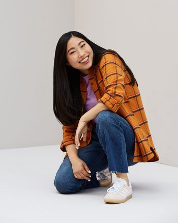 Awkwafina's Optimistic About The Asian Influence O