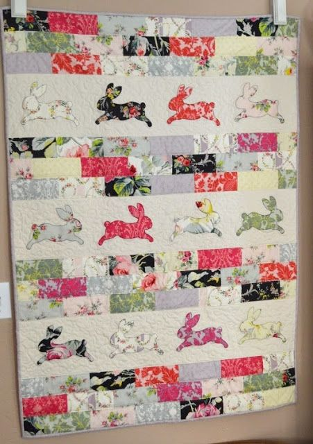 Free Pattern Day Easter And Spring Quilts Easter Quilts