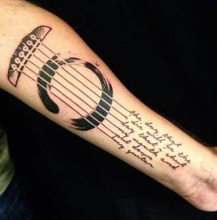 Photo of 44 ideas for quotes music tattoo