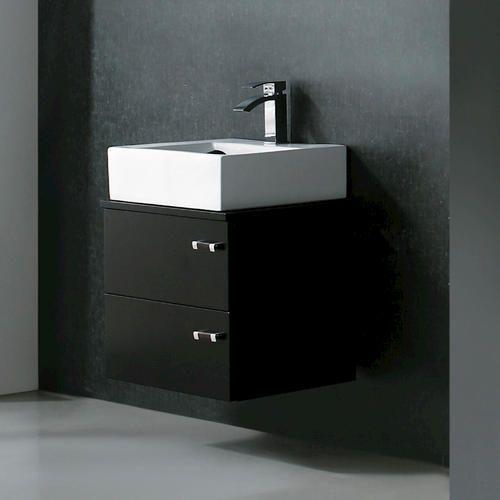 Vigo 23 Single Bathroom Vanity At Menards Contemporary Bathroom Vanity Single Bathroom Vanity Bathroom Vanity